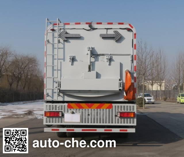 CIMC ZJV5250GQXHBZ4 street sprinkler truck