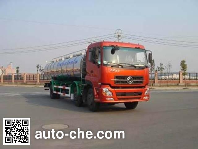 CIMC ZJV5250GYSTH liquid food transport tank truck