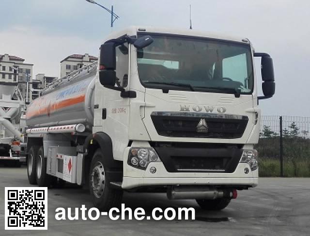 CIMC ZJV5250GYYJMZZ oil tank truck