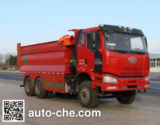 CIMC ZJV5250ZLJYKCA dump garbage truck