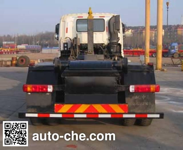 CIMC ZJV5250ZXXHBB5 detachable body garbage truck