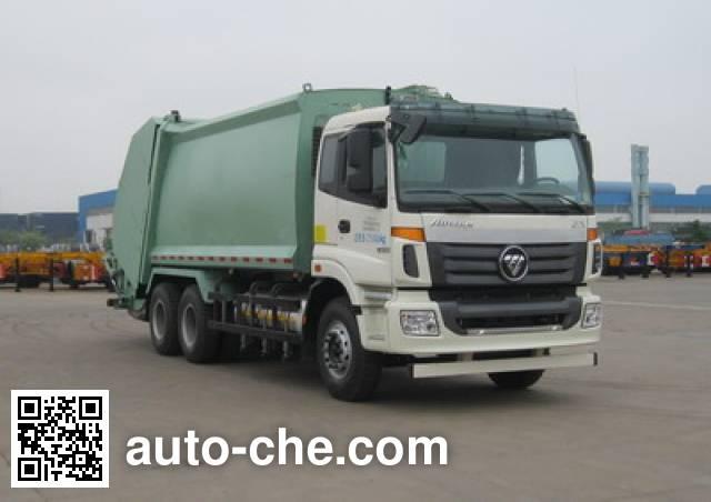 中集牌ZJV5250ZYSBB5压缩式垃圾车