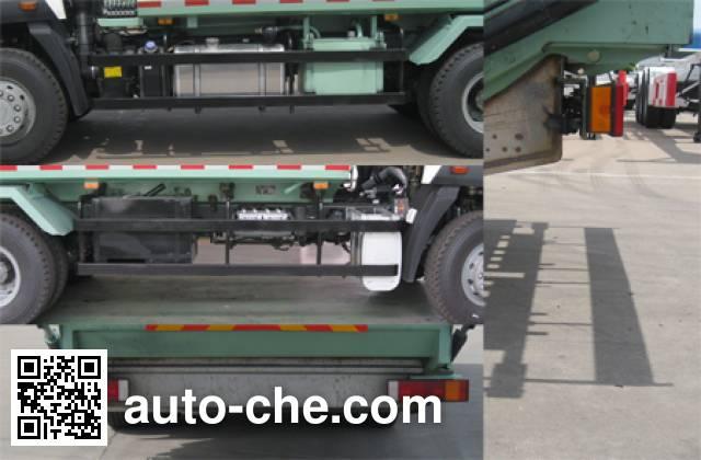 CIMC ZJV5250ZYSHBZ5 garbage compactor truck
