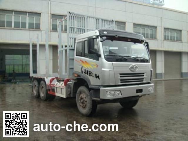 CIMC ZJV5251TYMHJCAA timber truck