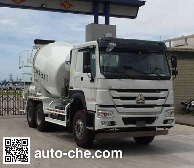 CIMC ZJV5252GJBJM concrete mixer truck