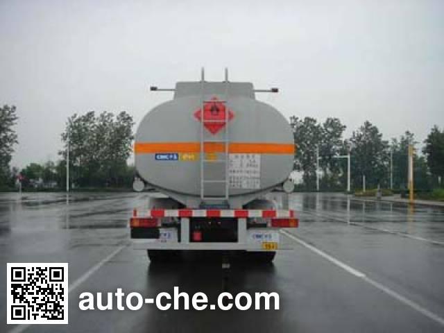 CIMC ZJV5253GHYTH chemical liquid tank truck