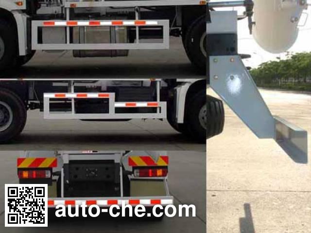 中集牌ZJV5257GJBHJZH混凝土搅拌运输车