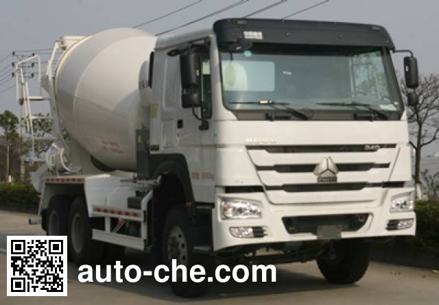 CIMC ZJV5259GJBJM concrete mixer truck
