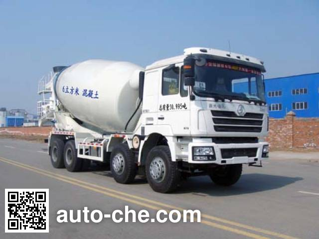 CIMC ZJV5310GJBHJSDC concrete mixer truck