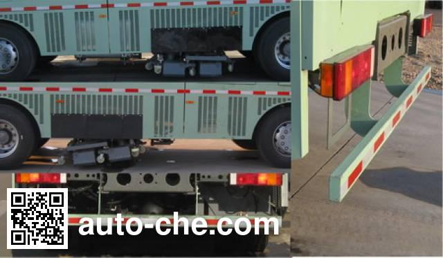 CIMC ZJV5310GQXHBZ4 street sprinkler truck