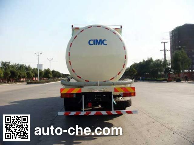 CIMC ZJV5310GXHHJBJB pneumatic discharging bulk cement truck