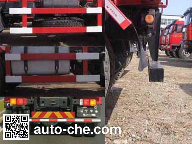 CIMC ZJV5310TPBYK flatbed truck
