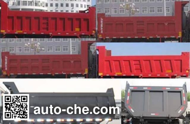 CIMC ZJV5310ZLJYKCA dump garbage truck