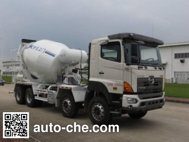 中集牌ZJV5312GJBJM混凝土搅拌运输车