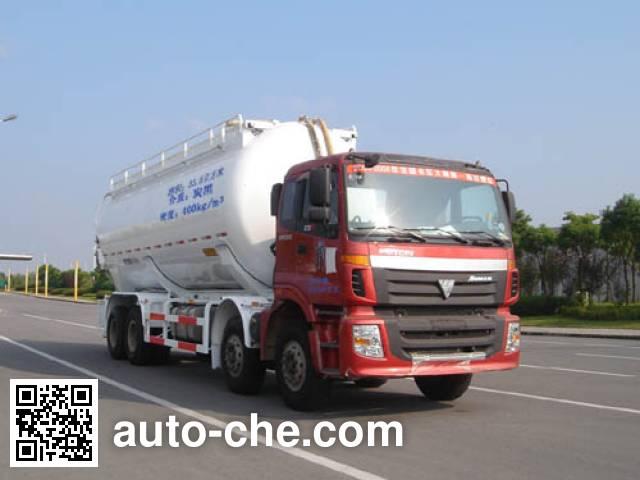 CIMC ZJV5313GFLTH bulk powder tank truck