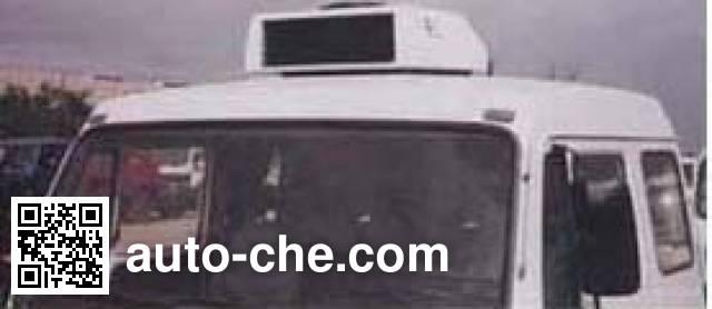 CIMC ZJV5310GXHHJNDB pneumatic discharging bulk cement truck