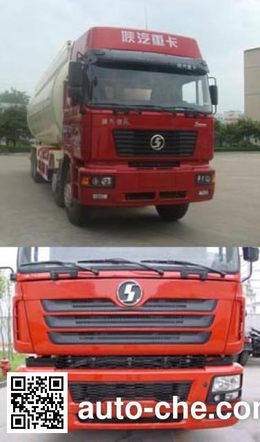 中集牌ZJV5315GFLHJSD粉粒物料运输车
