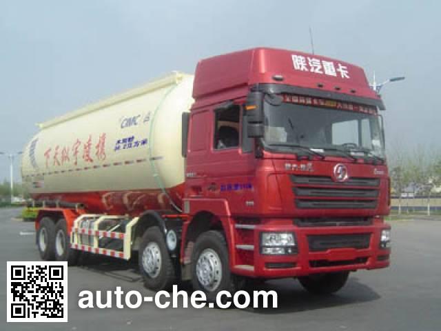 中集牌ZJV5315GFLLYSX1粉粒物料运输车