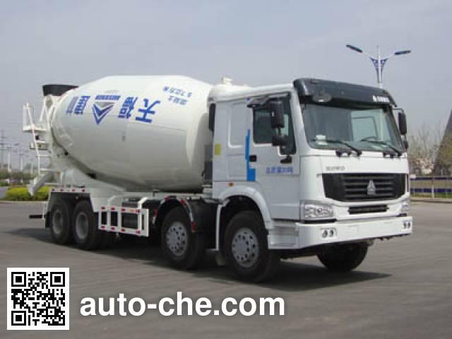 中集牌ZJV5317GJBLYZZ1混凝土搅拌运输车