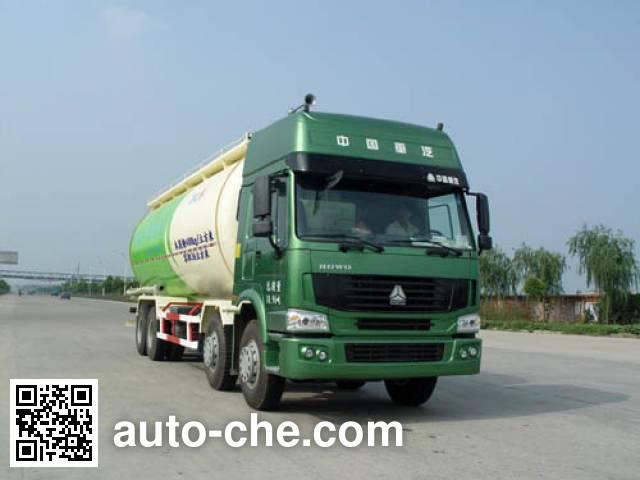 CIMC ZJV5318GFLHJZH bulk powder tank truck