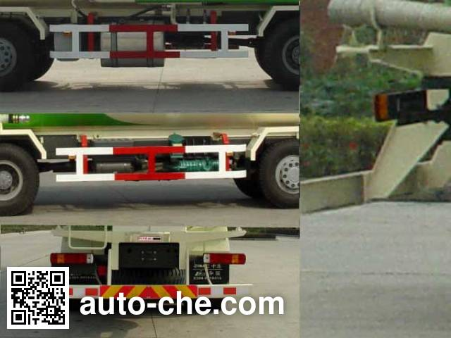 CIMC ZJV5315GFLHJZZ bulk powder tank truck