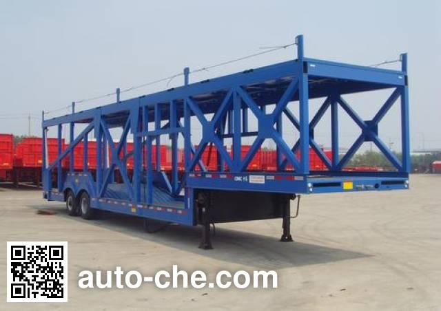 CIMC ZJV9205TCLQD vehicle transport trailer
