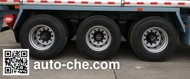 CIMC ZJV9350GYSJM liquid food transport tank trailer