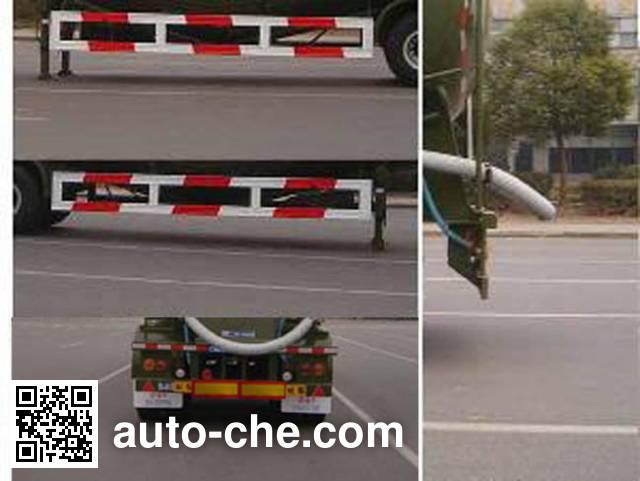 CIMC ZJV9353GFLTH low-density bulk powder transport trailer