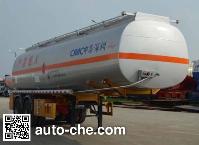 CIMC ZJV9354GYYSZ oil tank trailer