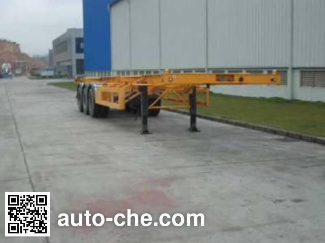 CIMC ZJV9406TJZSZ container transport trailer