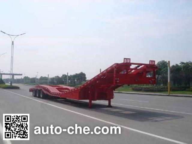 CIMC ZJV9370TSCLTH commercial vehicle transport trailer