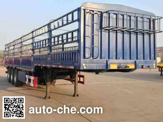 CIMC ZJV9382CCYQD stake trailer