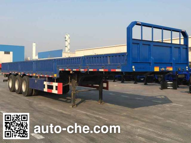 CIMC ZJV9382QD dropside trailer