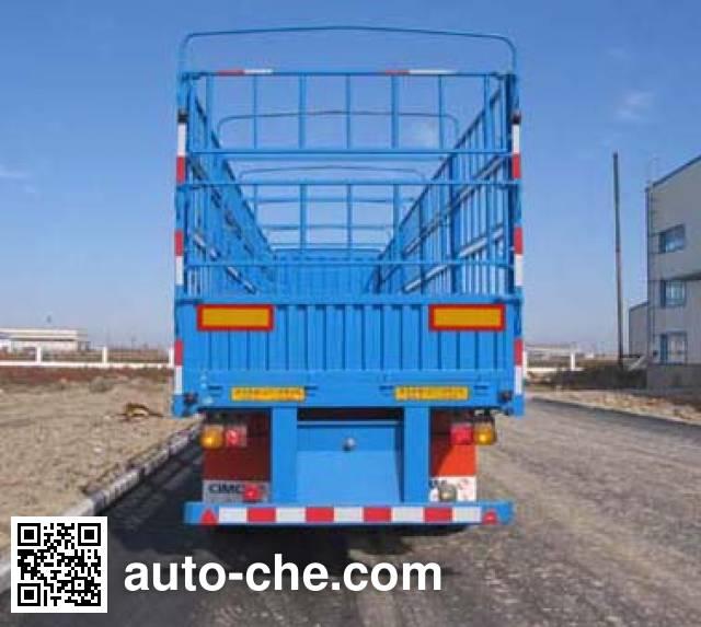 CIMC ZJV9390CCQ livestock transport trailer