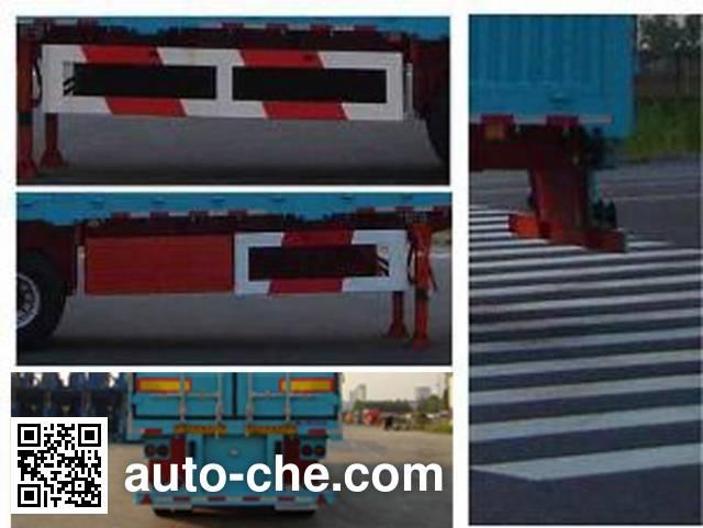 CIMC ZJV9390CLXTH stake trailer