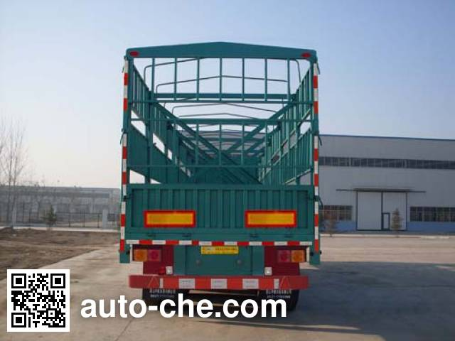 CIMC ZJV9400CLXYDY stake trailer