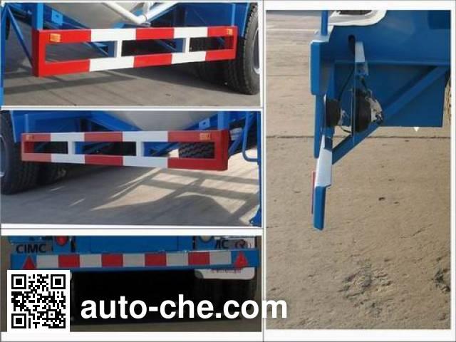 CIMC ZJV9400GFLRJ bulk powder trailer