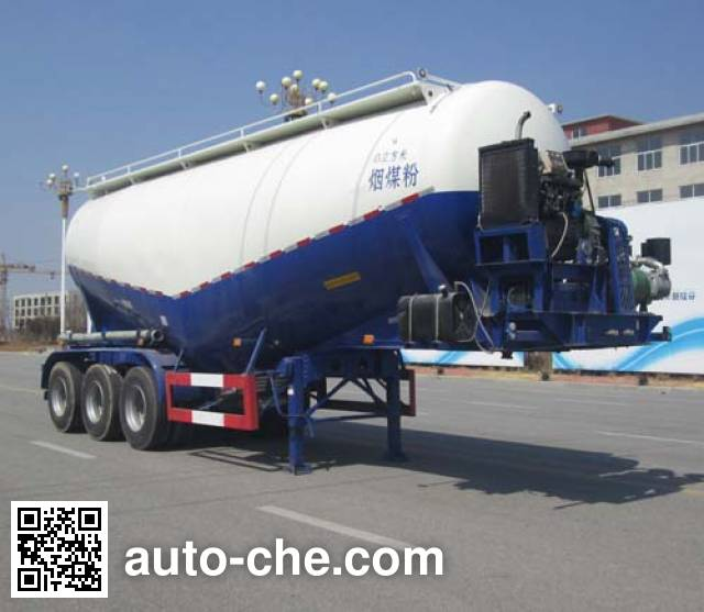 CIMC ZJV9400GFLYK low-density bulk powder transport trailer