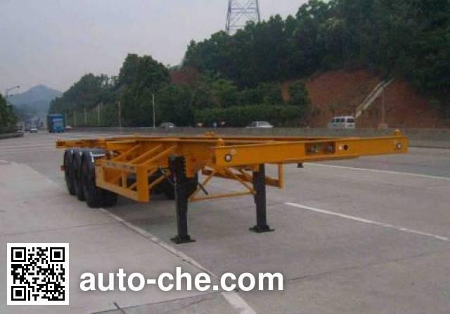 CIMC ZJV9365TJZ container transport trailer