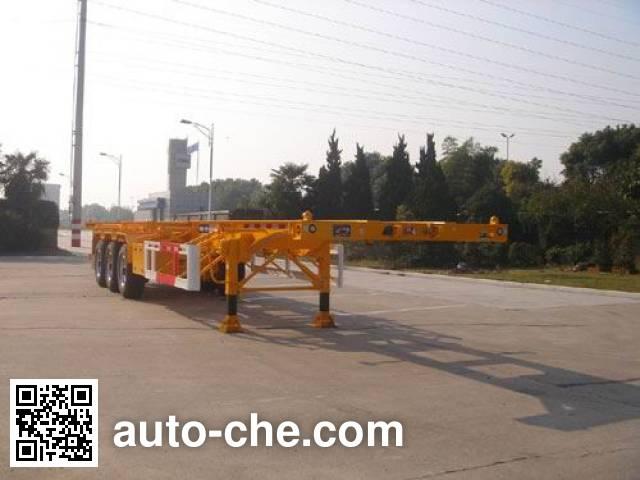 CIMC ZJV9400TJZTH container transport trailer