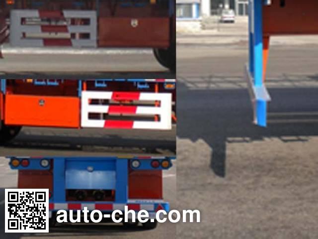 CIMC ZJV9401CCYYK01 stake trailer