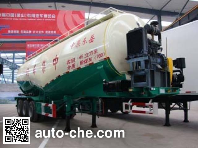 CIMC ZJV9401GFLDY bulk powder trailer