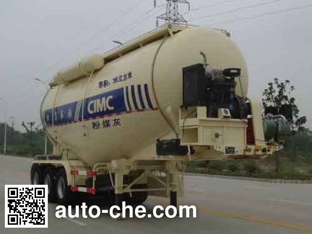 CIMC ZJV9401GFLRJA bulk powder trailer