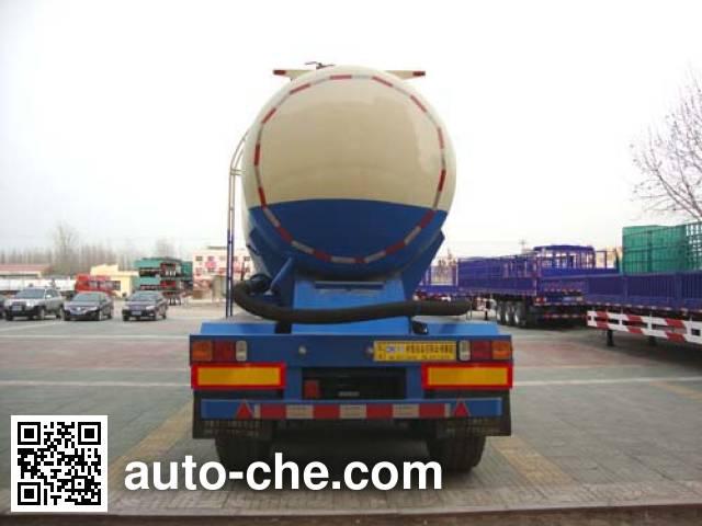 CIMC ZJV9401GSNDY bulk cement trailer