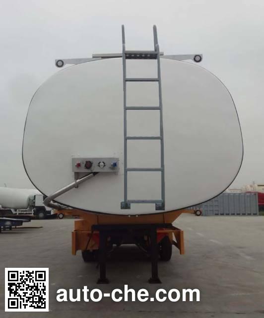 CIMC ZJV9401GYSSZ liquid food transport tank trailer