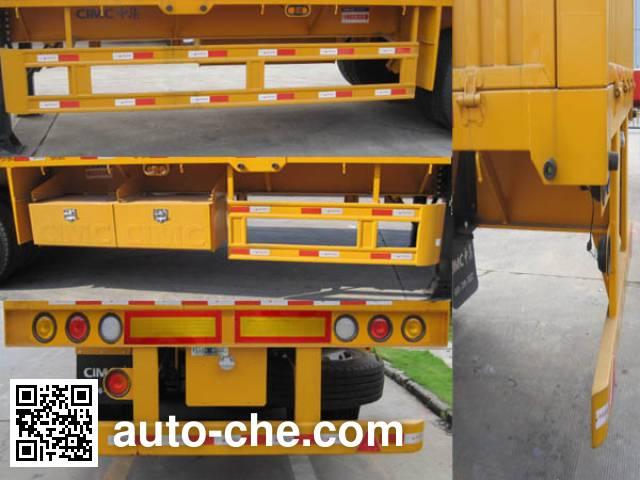 CIMC ZJV9401SZ trailer