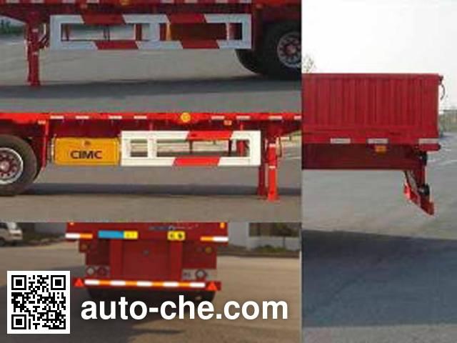 CIMC ZJV9401TH trailer