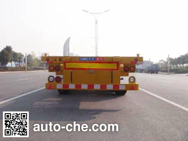 CIMC ZJV9401TJZTHA container transport trailer