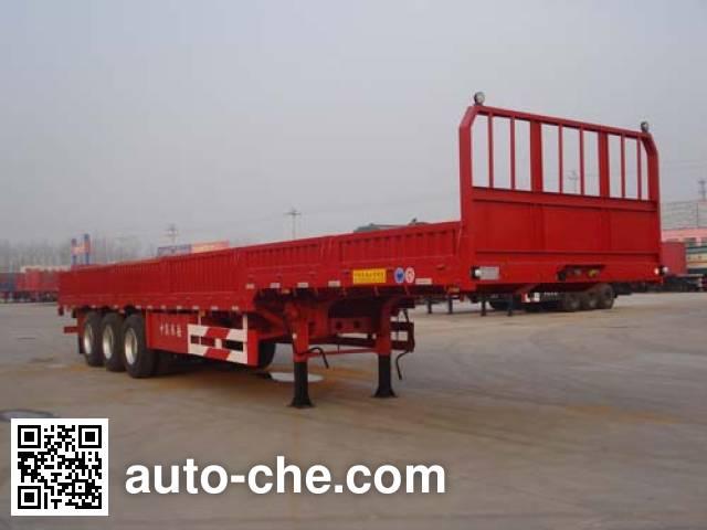 CIMC ZJV9402DY trailer