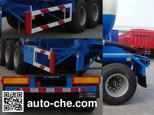 CIMC ZJV9402GFLDY bulk powder trailer